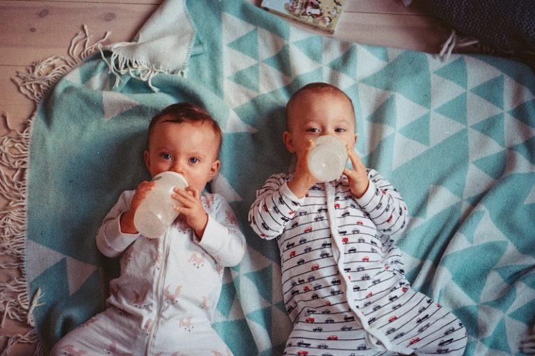Vauvojen D-vitamiinisuositukset